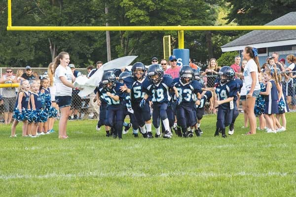 Eastern Shore Spartans Youth Football