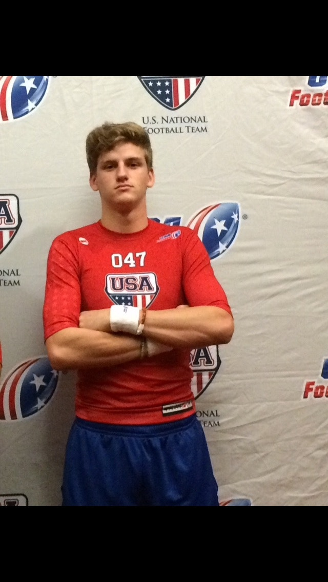 Connor - USA Football