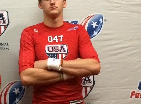 Connor - USA Football