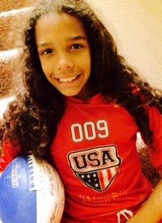 Caleb's Selection to USA Football Canton, OH