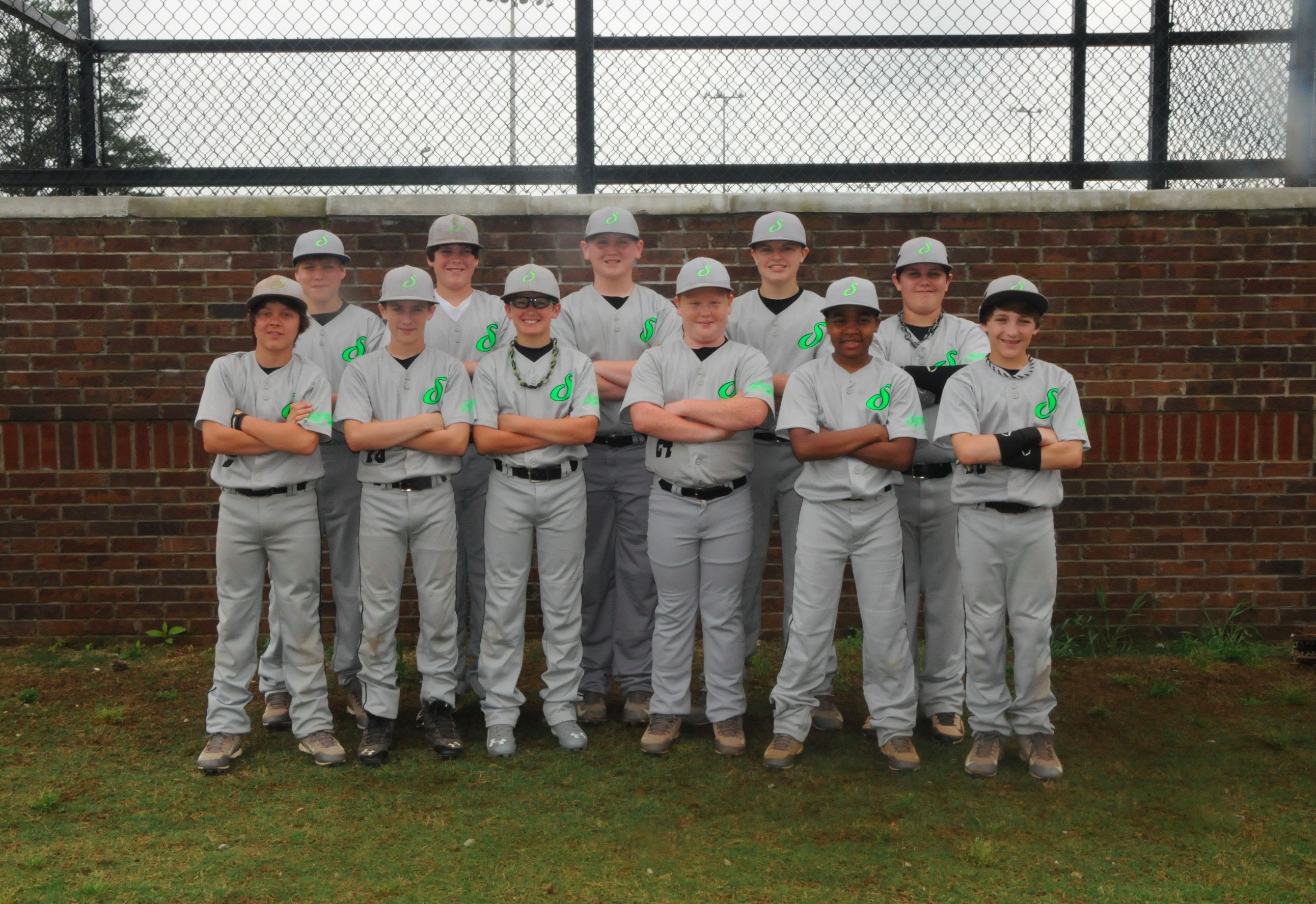 Kevin Scarbinsky's Hot Corner Scorpions 12U Baseball Team