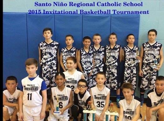 basketball fundraising - Santa Fe Thunder Basketball