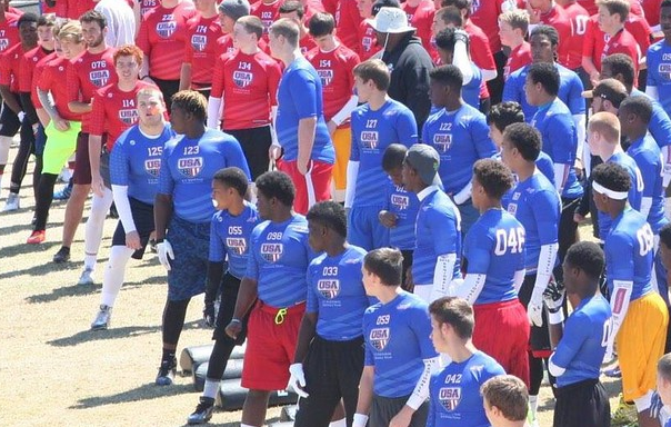 USA Football National Development Games - Canton, OH 6/29 - 7/4