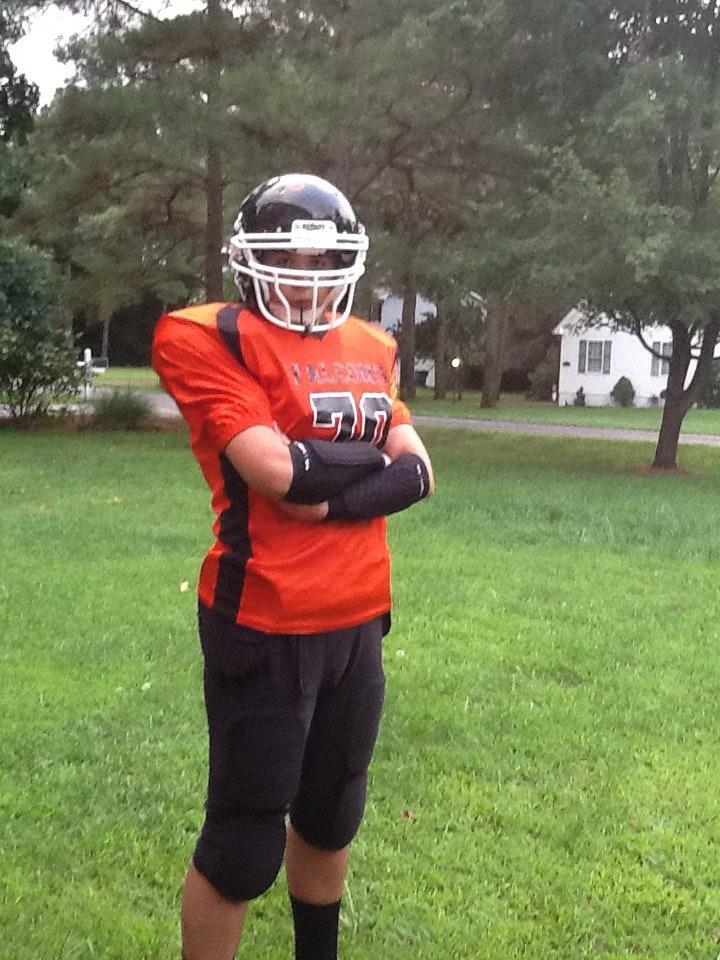Sam Todd's Football Camp Fund