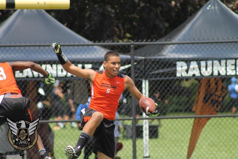 Adrian's USA Football Camp
