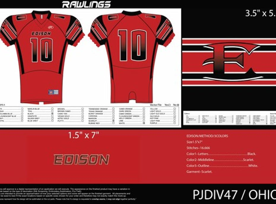 RED RAIDER BOOSTER CLUB FUNDRAISER FOR NEW FOOTBALL UNIFORMS
