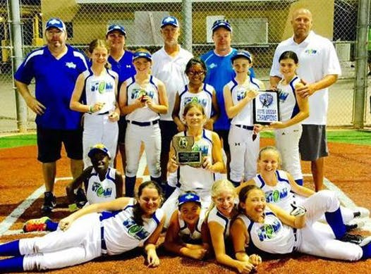 softball fundraising - Southern Storm Nationals