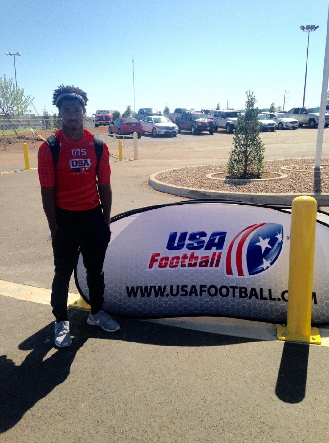USA Football National Development Camp