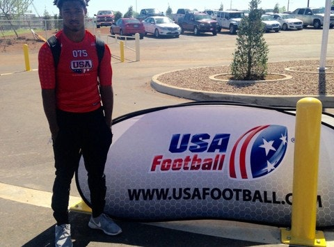 USA Football National Development Camp