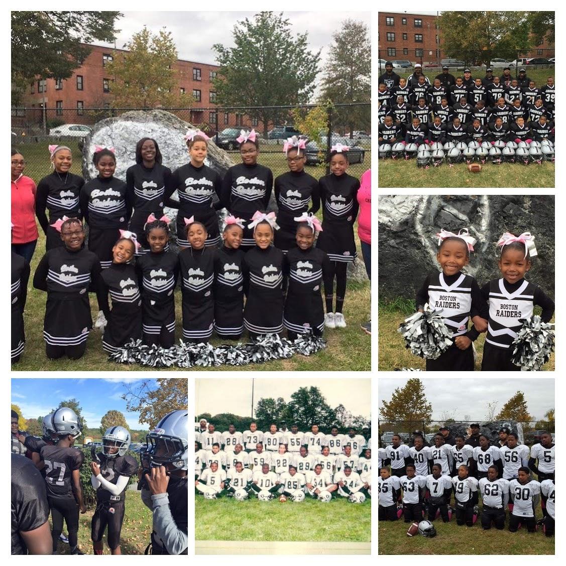 Boston Raiders Capital Campaign