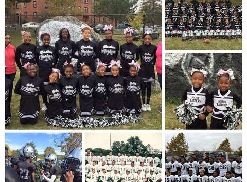 football fundraising - Boston Raiders Capital Campaign