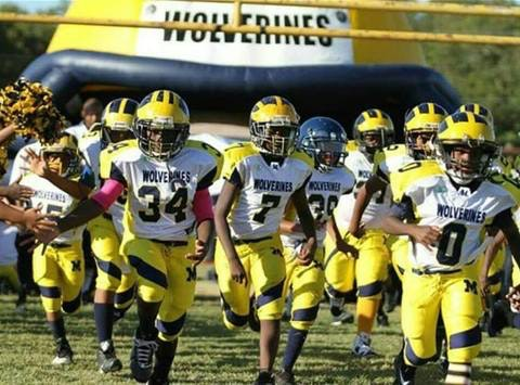 Fort Worth Wolverines 7u to Atlanta