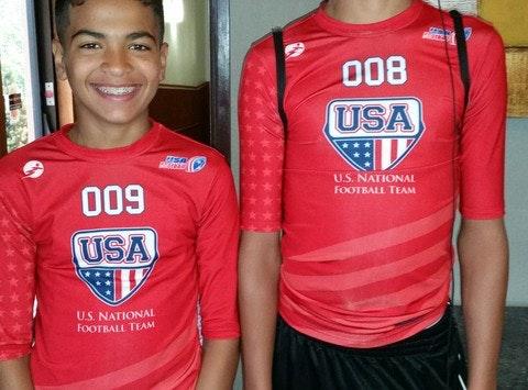 Get Kylen to USA national games