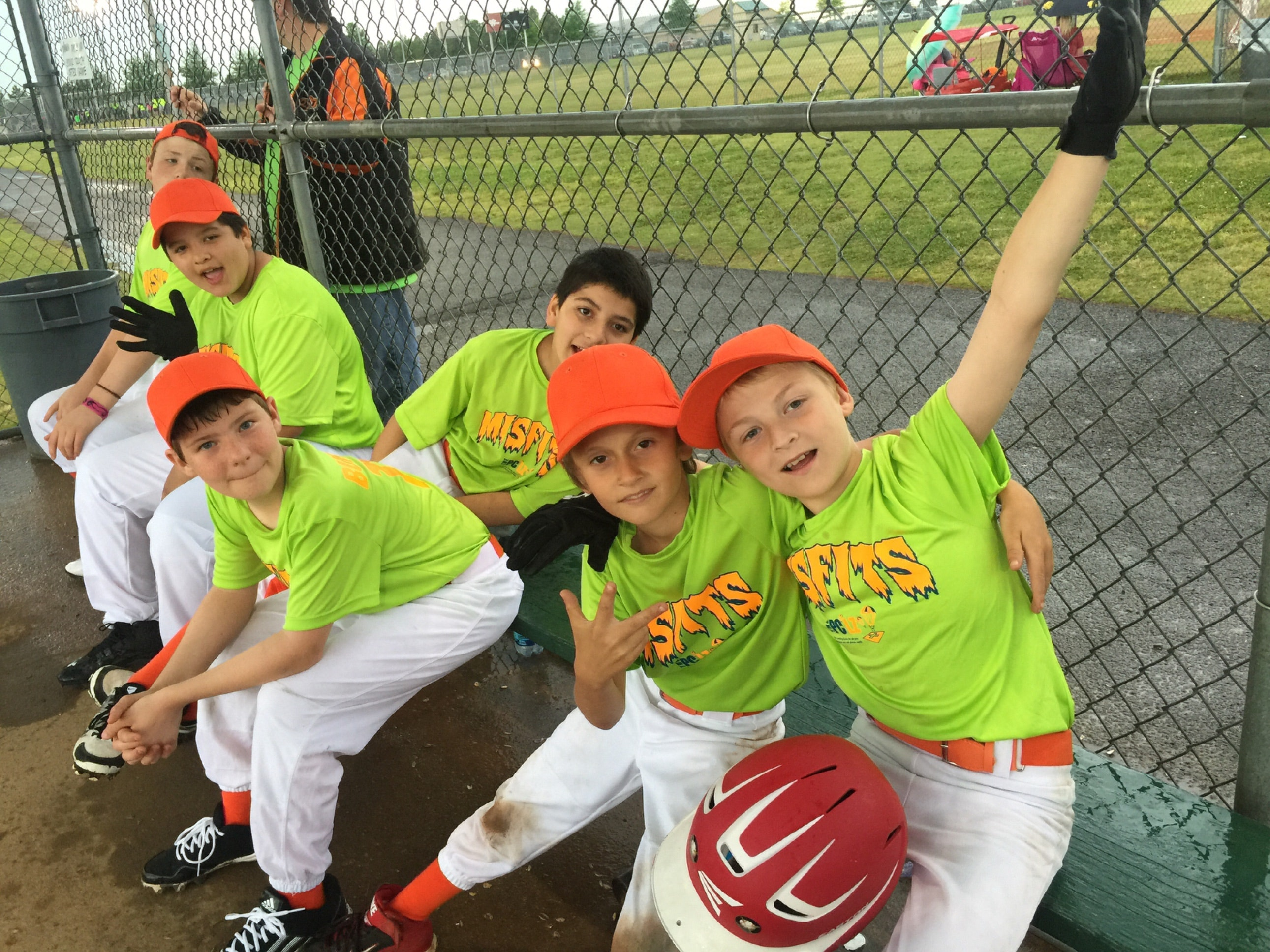 Muskogee Misfits Baseball
