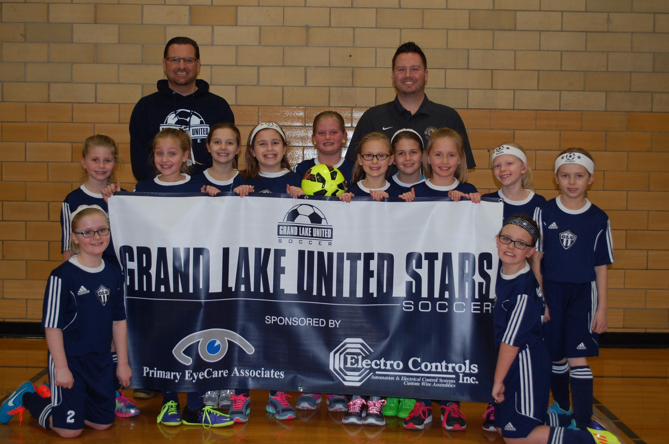 Grand Lake United Stars Girls Soccer
