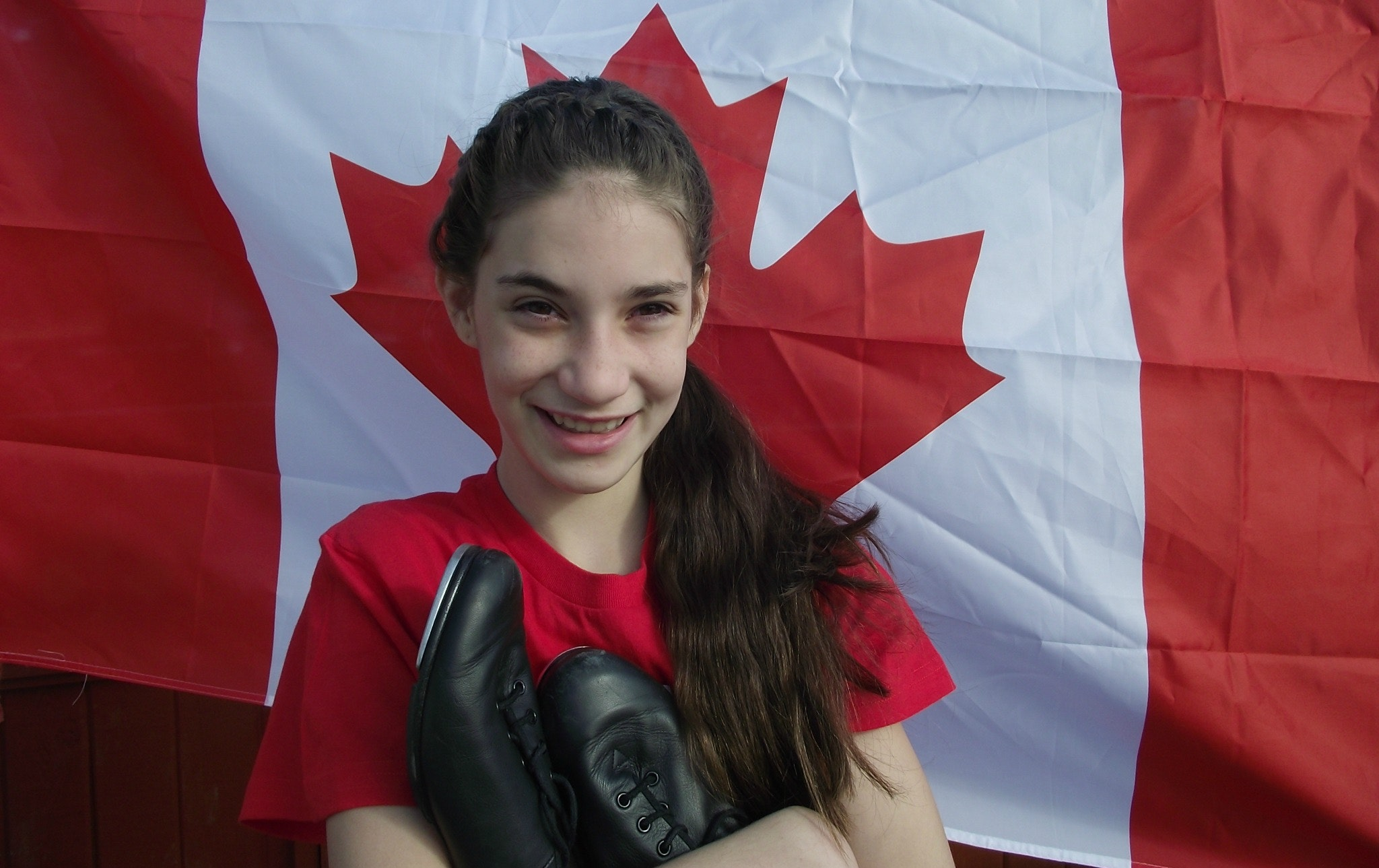 Kaprice's Team Canada Tap Dance Fund