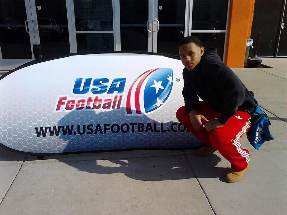 Kenny's Road To USA Football