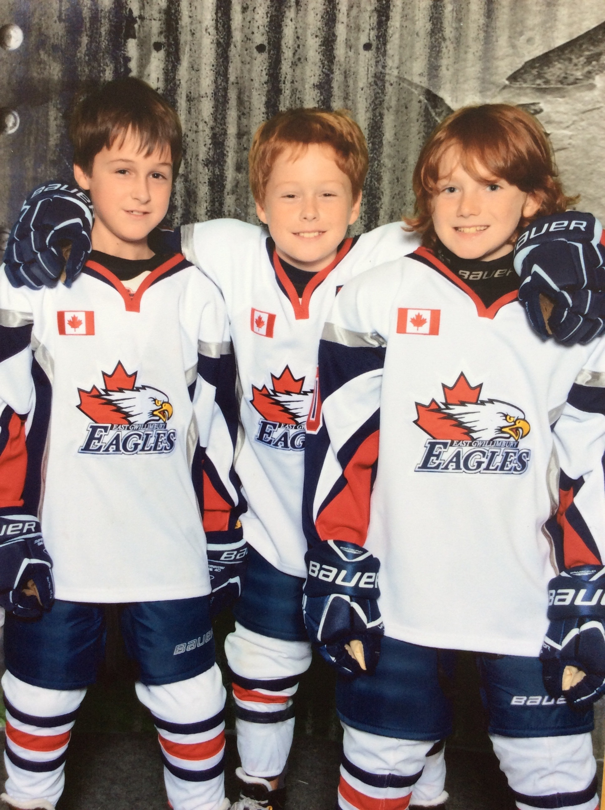 EGMHA Minor Peewee A