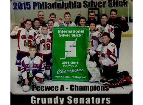Senators Pee Wee A 2015-16