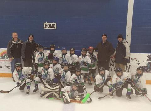 Durham Crusaders Hockey - Novice