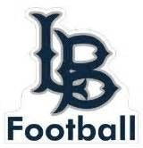 Long Beach Pop Warner -Jr Midget- Grey Team