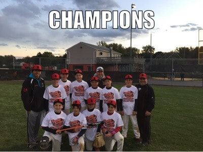 Muckdogs Cooperstown Tournament