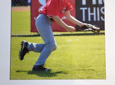 baseball fundraising - Josh's Cal Ripken Experience