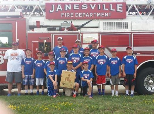 babe ruth league world series fundraising - Janesville 10s Fundraiser