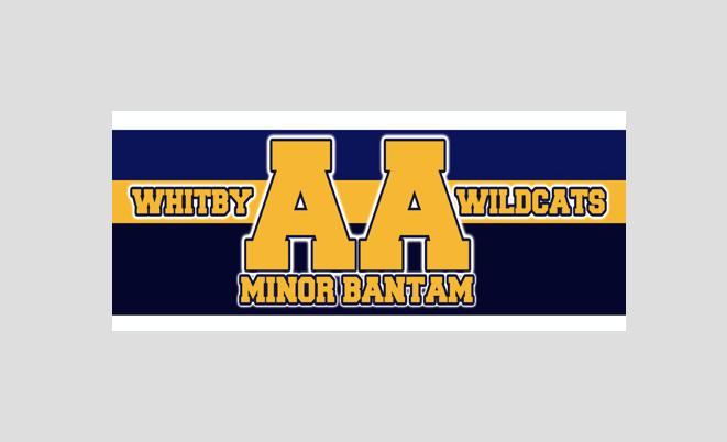 Whitby Wildcats - Minor Bantam AA