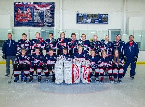 West Geauga High School Hockey