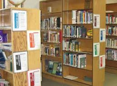 school improvement projects fundraising - A Book for Every Student
