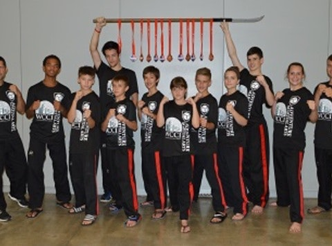 Adventure Martial Arts Tournament Team Fundraising 2015