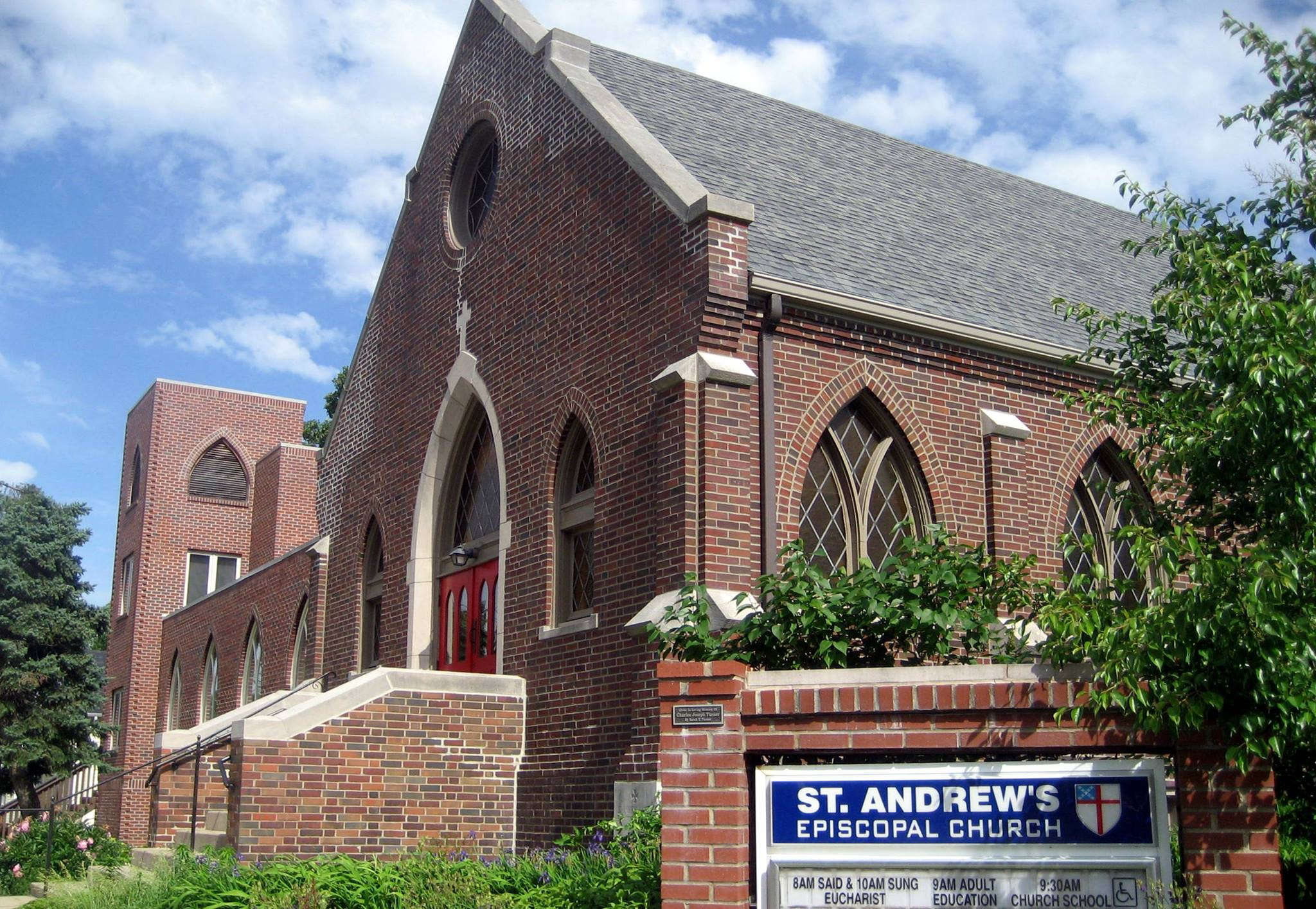 St. Andrew's 2015 Holiday Fundraiser