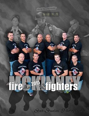 McKinney Firefighter Challenge Team