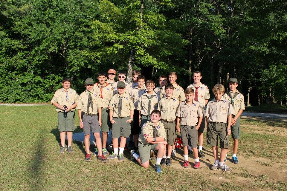BSA TROOP 876  -Savannah GA