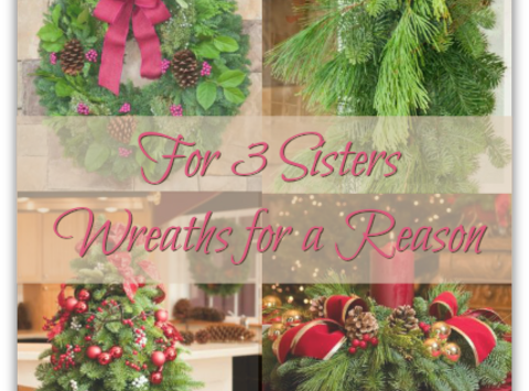 2nd Annual Wreaths for a Reason