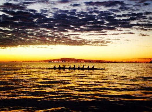 rowing fundraising - Long Beach Junior Crew