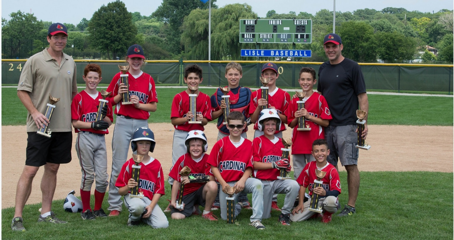 Cardinals 12U Cooperstown Tournament