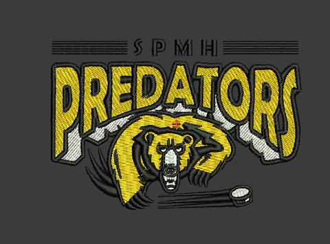 SPMHA Atom AA Predators