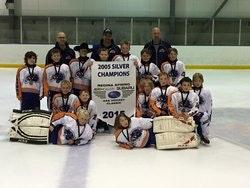 2005 Northern Predators Hockey Club