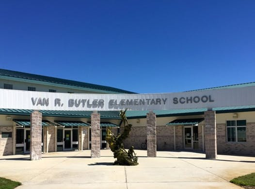 school improvement projects fundraising - VRB Elementary Greenery Fundraiser - Van R Butler PTO
