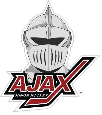 Ajax Knights Mite Select Hockey Team