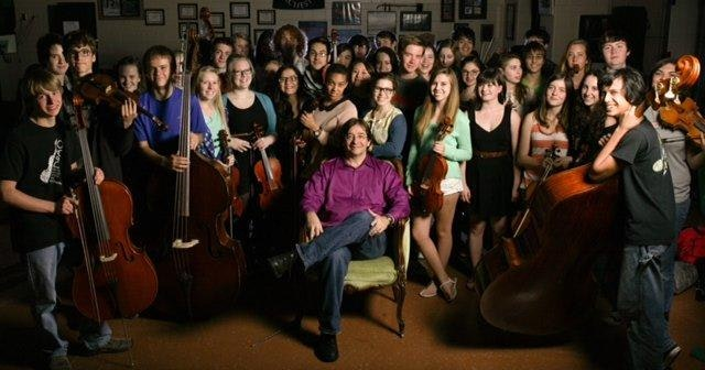 Denver School of the Arts Advanced Orchestra