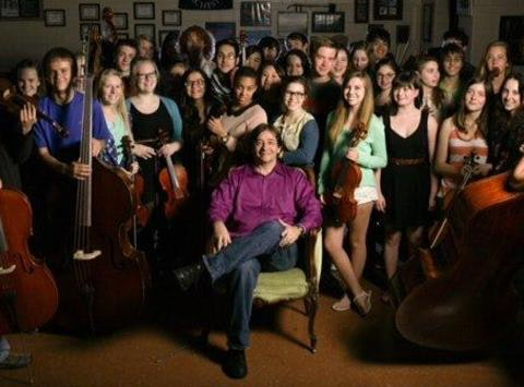 music fundraising - Denver School of the Arts Advanced Orchestra