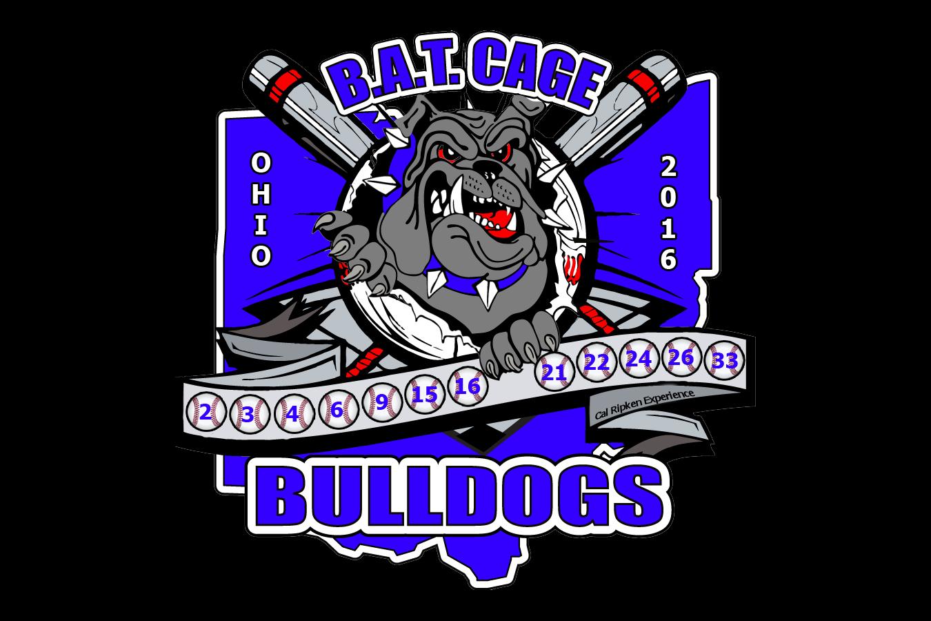 13u Bulldogs 2016 Cal Ripken Experience
