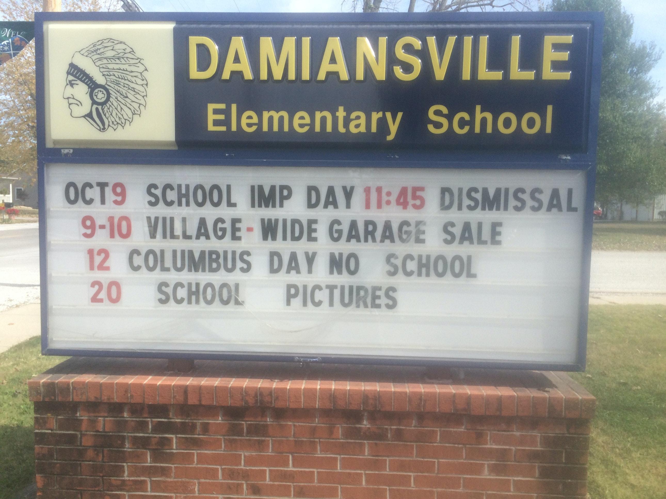 Damiansville Elementary PTO