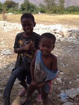A well for Good Neighbor Orphanage
