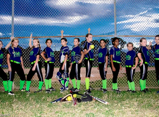 softball fundraising - Atlantic Beach Volts