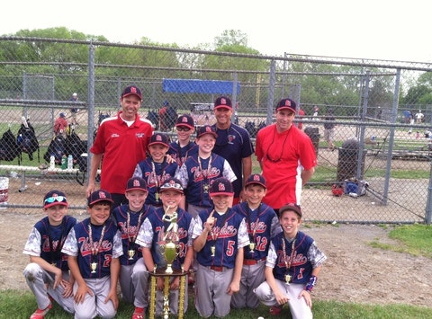 South Lyon Thunder Cooperstown 2017