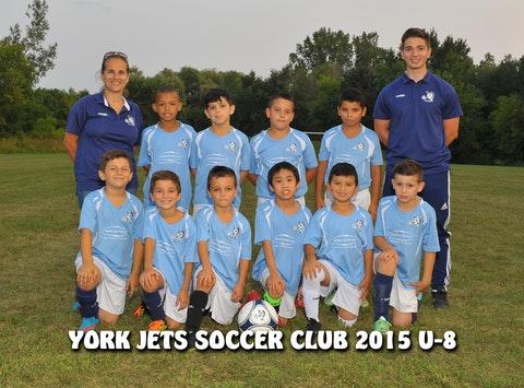 soccer fundraising - York Jets SC 07 boys